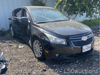 2011 CHEVY CRUZE - KEY