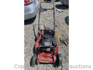 HONDA GXV 160 LAWNMOWER