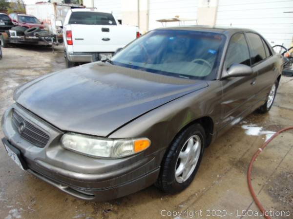v146enwytdhmbm https www lso cc auction 740 item 2002 buick regal ls 21907